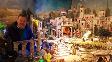 The Tekec Nativity Scene – A Festive 'Must See' in Tržič