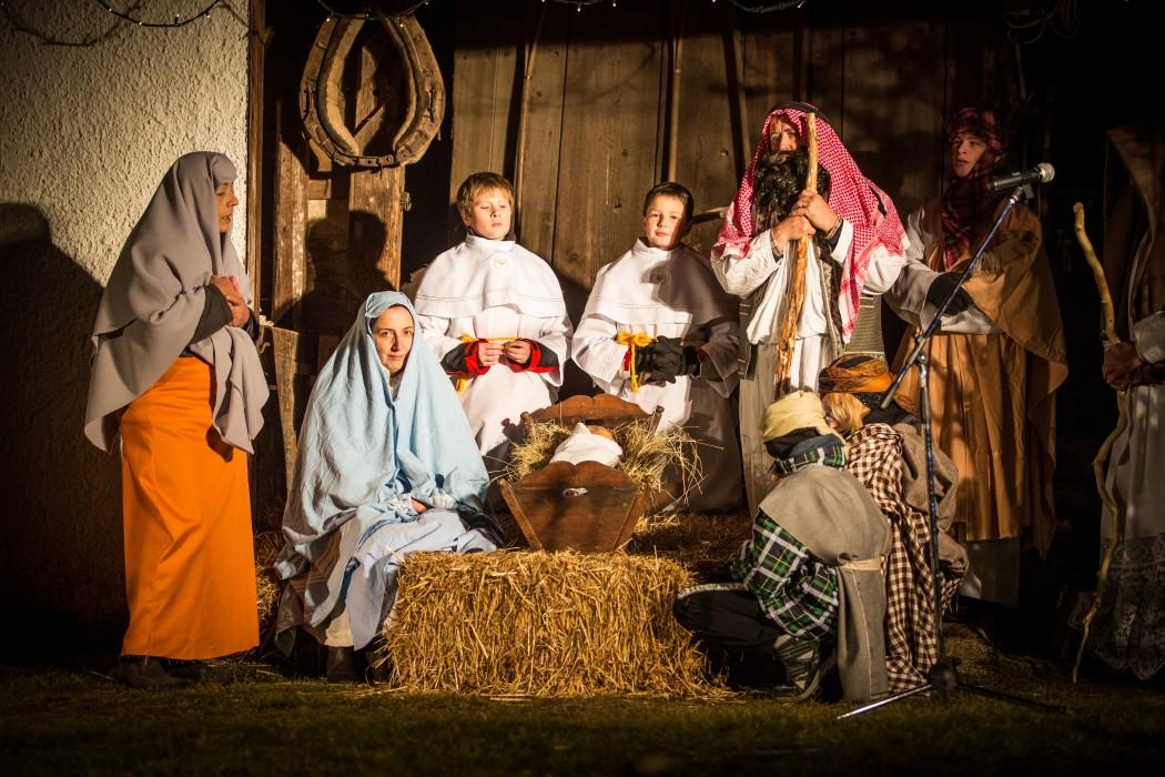 Live nativity scene - Visit Tržič