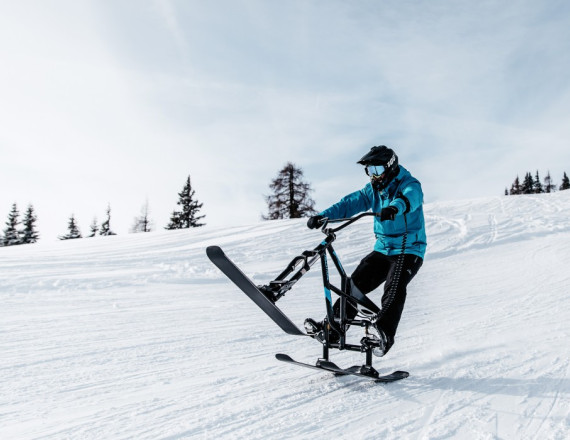 Zelenica Ski Raid and weekend fun in the snow