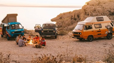 Balkan Campers - fun VW camper vans for hire