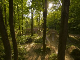 Divjina is the largest and most diverse dirt park in Slovenia (photo: Luka Polajnar)