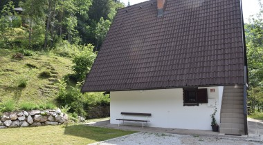 Hišica ob gozdu (Our Forest House)
